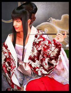 「るろうに剣心 京都大火編」 (Rurouni Kenshin Kyoto Taika Hen/Rurouni Kenshin: The Great Kyoto Fire Arc, 2014) - Yumi