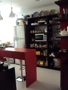 cozinha apartamento botafogo - projeto Margareth Salles