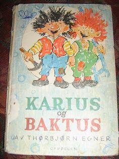 I Campi di Mais: Karius og Baktus - L'origine di un nome
