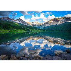 Trout Lake outside of Telluride Colorado