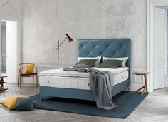 Treca Interiors Paris #MDLP Chloe, Made In France, The Prestige, Interior Architecture, Mattress, Couch, Bedroom, Modern, Furniture