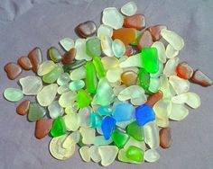 Sea Glass Beach Glass of Hawaii Beaches by SeaGlassFromHawaii
