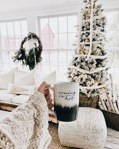 P I N T E R E S T @lindsayfuce--  #winter #holidays #decor #christmas