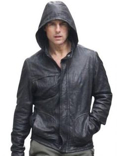 4b038990bb Mission Impossible Ghost Protocol Tom Cruise leather