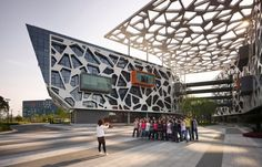 Alibaba Headquarters in Hangzhou, China
