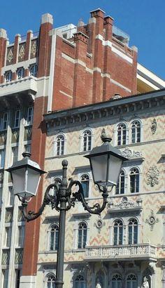 Trieste Palazzo Gopcevich