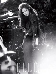2014.11, ELLE, Hwang Se On