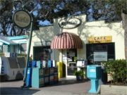 Seagrove Village Market! Fish Tacos's, George's Burger and Fried Grouper Sandwich! Seagrove Beach, Florida