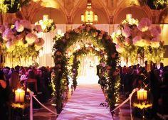 Karen Tran Wedding Centerpieces | gorgeous wedding insanity, do check out Breakers Palm Beach Wedding ...