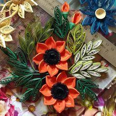 #Flowers#quilling#quillingflowers#quillingart#paperart#colourfulflowers#floralquilling#quillingcreation#quillingpaperart#handmade#quillingpapercraft#paperart#artistsofinstagram#paperartistcollective#papierowecuda#filigrana#paperfiligreekreations#paperartist#makersgonnamake#sznurekbawełniany#rękodzieło