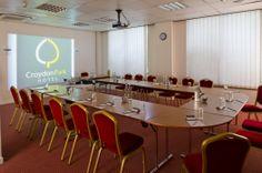 Lindbergh Suite Lindbergh, Croydon, Park Hotel, Conference Room, Restaurant, Table, Furniture, Home Decor, Decoration Home