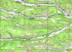 Topo Maps and Where to Find Them
