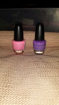L.A. Colors; Aloha L.A. Colors; Purple Passion