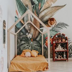 Bohemian Bedroom Kids Children - Earlier I'd believed that just a bohemian style to interior any course or people who wish to incorporate ethnic elements in the room, but today it is time you need to observe beautiful bohemian kids bedroom. Boys Jungle Bedroom, Safari Kids Rooms, Boy And Girl Shared Bedroom, Safari Room, Bedroom Kids, Kids Bedroom Designs, Kids Room Design, Home Design, Design Ideas