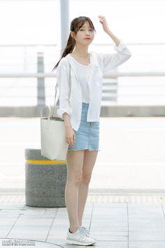 [직찍] 16.07.22 인천공항 출국 아이유