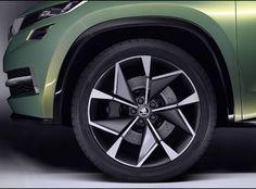 skoda wheel