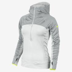 Nike Pro Dri-FIT Max Hyperwarm Shield Women's Training Hoodie