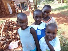 Girls benefiting from CEI school projects in Uganda:) Follow CEI's blog on tumblr for more pics & updates.