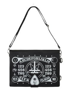 cbbc786a70 Poizen Industries Occult Messenger Bag - Buy Online at Grindstore.com
