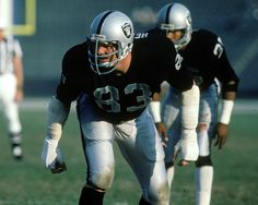 Ted Hendricks, Los Angeles Raiders