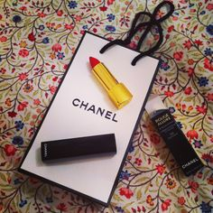 First ever Chanel make-up item & it's love.
