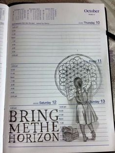This is perfect. // I would love to get this little girl drawing the Sempiternal symbol tattooed on the back of my calf.