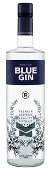 Hans Reisetbauer Blue Gin is crafted in Austria every year between the months of February and March