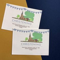 Local artist Murielandme makes gorgeous personalised invitations. Got Married, Getting Married, Party Venues, Personalized Invitations, London, Local Artists, Christening, Invites, Weddings