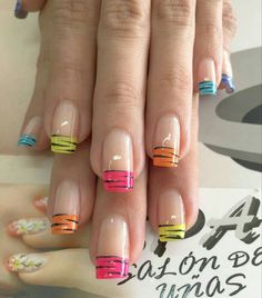 Nails Dope Nails, My Nails, Easter Nails, French Tip Nails, How To Do Nails, Pretty Nails, Beauty Hacks, Nail Designs, Hair Beauty
