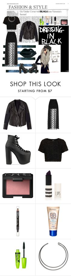 """""""Movies, snacks, cards and a fort"""" by glimmerofhope55 ❤ liked on Polyvore featuring Valfré, Francis Leon, sass & bide, UNIF, Topshop, NARS Cosmetics, Maybelline, Rimmel, MANGO and Lulu Guinness"""