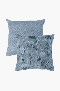 2 Pack Flower Power Scatter Cushion Covers, 45x45cm - Shop New In - Ho Scatter Cushions, Throw Pillows, Home Decor Shops, Cushion Covers, Flower Power, Room, Prints, Design, Bedroom