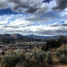 Durango sits on the Animas River in the Animas Valley in Southwest Colorado. The perfect place for a Colorado vacation