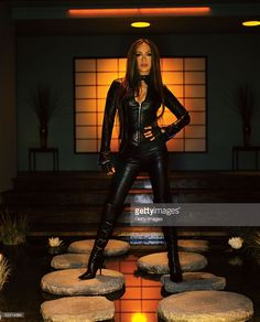 In this still released on February 16, 2005, Jennifer Lopez poses during the…