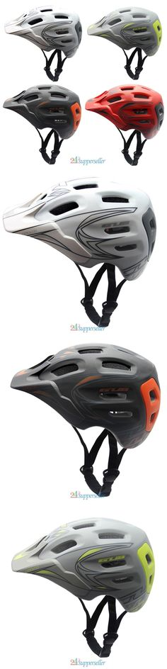 Helmets 70911: Unisex Adult Mountain Bike Bicycle Cycling Safety Helmet With Visor Adjustable -> BUY IT NOW ONLY: $35.99 on eBay!