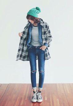 awesome Kfashion... by http://www.globalfashionista.xyz/k-fashion/kfashion/