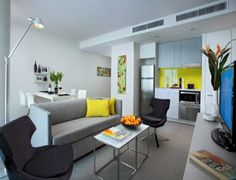 Bourke Street Apartments are located within the Central Business District of Melbourne