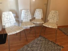 Stühle von Ikea in Tübingen