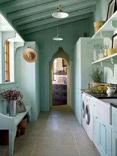 My dream laundry room.
