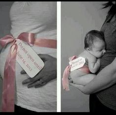 Aw how cute especially for holiday babies ;). -- cute pose. Once they're born I could do each separately with their names