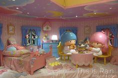 [隨拍] Little Twin Stars Starry Party // Mikiki @ This is Rain :: 痞客邦 :: Little Twin Stars, Little My, Little Girls, Hello Kitty House, Casting Kit, Star Party, Little Girl Outfits, Pretty Dolls, Pastel Goth