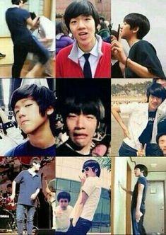 Predebut bbh is my fav😂 Chanbaek, Kaisoo, Exo Ot12, Baekhyun Chanyeol, Exo K, Kpop Exo, K Pop, Exo Lockscreen, Kim Junmyeon
