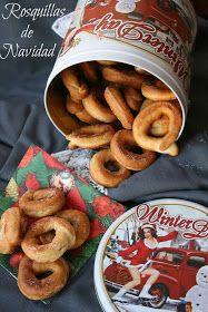 Rosquillas de Navidad El Ágora de Ángeles