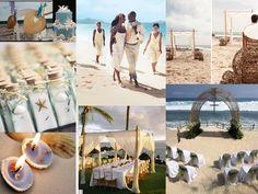 Just Beachy Wedding Inspiration