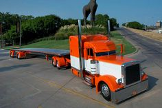 2000 Peterbilt 379 by klintan77, via Flickr