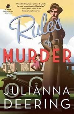 Rules of Murder Giveaway | Cara Putman