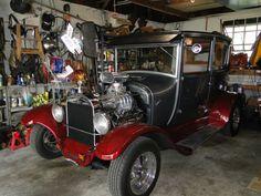 1927  Ford Model T Street / Hot Rod Classic
