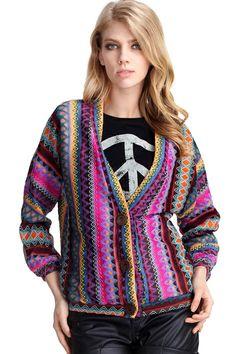 ROMWE   Bohemian Style Batwing Coat, The Latest Street Fashion#ROMWE