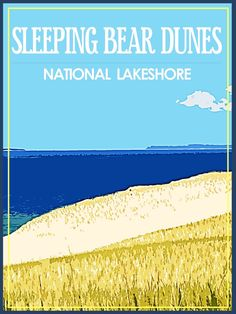 Sleeping Bear Dunes National Lake S By Mpoirierphotography 45 00 Dune Canada