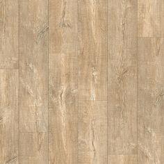 Revêtement de sol vinyle Quick-Step® Livyn Essential V4 Chêne patiné naturel ESV009