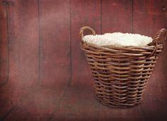 Digital Backdrop, basket on a vintage textured background by AuraDigitalBackdrops on Etsy